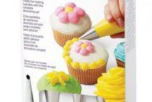 Dekorowanie ciast i tortów / Dekorowanie ciast i tortów - bezpieczne zakupy, błyskawiczna dostawa, mnóstwo uśmiechów
