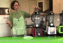 mixery a odstavnovace
