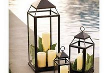 outdoor living lanterns