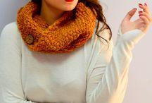 AW 1516 / handmade knits