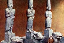 Egypte en oudere kunst