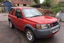 Land Rover Off Roader