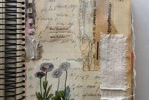book, journal making & ideas