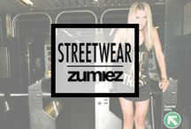 Streetwear / streetwear inspired looks & brands / by Zumiez
