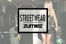 Streetwear / streetwear inspired looks & brands / by Zumiez