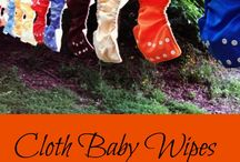 Cloth nappies etc