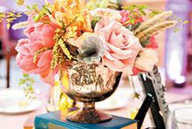 Vintage düğünler için mekan süsleme fikirleri / Düğün mekan süslemesi