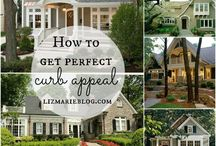 Curb appeal / by Amy Prince