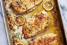 Kurczak cytrynowy