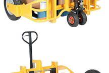 hand truck/ trolleys