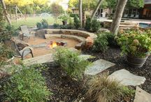 Landscaping by Outdoor Signature / Outdoor Signature in Argyle, Texas as a special eye for outdoor landscape design. We assess the property and help you decide how to make it more beautiful by incorporating relaxing fountains and rivers, calming gardens, and subtle accents of pots and urns.