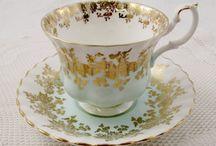 Bone china from Nobbs Wedding