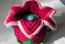 crocheted items / by Colleen Herman