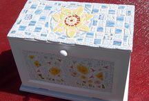 Breadbox DYI Ideas / by Sarah Day