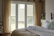 Intu Micro / The perfect solution to dressing bi-fold and tri-fold doors this summer.