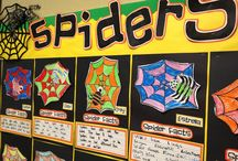 Kindergarten - Spiders