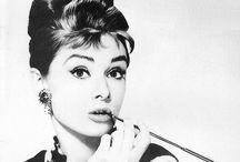 [ Audrey Hepburn ] / Audrey Hepburn / by Luciana Martinez