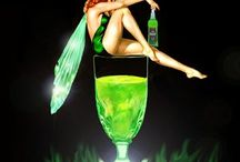 Absinthe corset in inspiration / by Gaye Williams