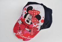 Czapki dziecięce Myszka Minnie / http://onlinehurt.pl/?do_search=true&search_query=myszka+minnie