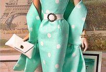 Barbie inspired dresses I want.