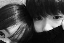 Ulzzang couple photo