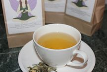 """Healing Herbal Teas / Herbal Teas can be a great way to add much needed vitamins and minerals into your diet and bring needed healing when you're feeling unwell. Green Girl Teas are made from Organic herbs harvested at the proper time in the plant's cycle. """"Teas that are good for you but don't taste like it!"""""""