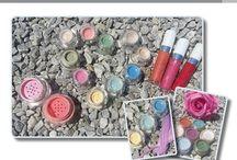 Summer colours #bemineral #pigmentiminerali