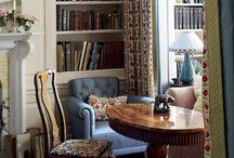 ...любимых строк заветные места. Библиотеки в доме.