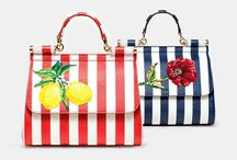 Dolce & Gabbana  Summer 2016 #italiaislove: Clothes, Bags and Accessories / Italian Holyday: #italianstyle. Also Sailor Stripes The Summer Fashion and many Colors!