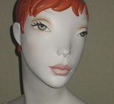 Unusual mannequins / As a mannequin liquidator, we often acquire vintage and an unusual mannequins. Here are some examples. If you are looking for something unusual, check out our used mannequin section on our website:http://www.mannequinmadness.com/pre-owned-designer-mannequins/