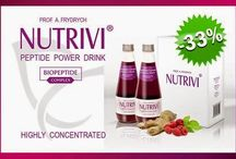 Suplementy diety / NUTRIVI – potęga natury