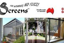 SOFTSCREENS / Soft screens are provide magnetic fly screens in Australia.
