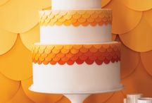 Orange and Blue / by Page Stationery