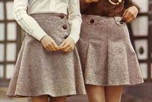 1970s skirts