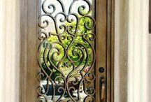 I like iron doors