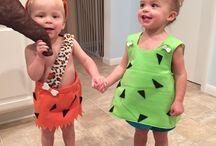Bam bam baby costume