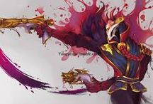 Jhin, the Virtuoso