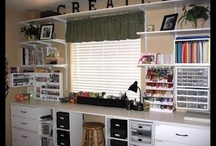 LAUNDRY/CRAFT ROOM / by Karen Law