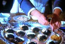 Cuisine : festins et plats d'exception, repas de fête