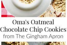 Cookies & Biscuits / Cookies, Biscuits, Shortbread...bite sized heaven!
