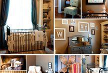 Harrison.David.Mackey / Nursery for baby boy