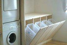 vaskeromsløsning