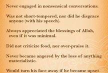ROSULULLAH SAW - The Last Prophet, my Honor