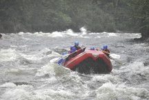 """Rafting 2011_08_28 / Rafting Photos from August 28, 2011 on the Kennebec River. The """"Hurricane"""" Crew!"""
