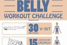 Belly exercise