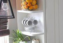 Kitchen design & details.