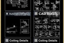 Architecture CAD DETAILS