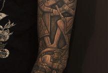 tattoo forearm sleeves