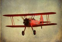 airplanes and heicopters / airplanes and heicopters