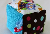 Idées cadeaux naissance / Couture pour bébés